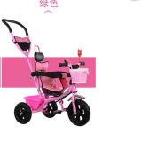Roter Baby-Spaziergänger scherzt Spaziergänger-Kind-Spaziergänger