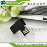 무료 샘플 8GB 금속 회전대 USB 섬광 드라이브