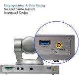 Best Selling PTZ Zoom Óptico 20X Câmara de conferência de vídeo USB