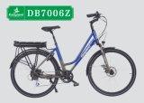 bici eléctrica de la ciudad de 350W 700c para el hombre