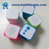 Mini Cube Microsd TF Tarjeta MP3 Player con altavoz