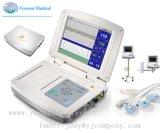 De ultrasone klank Doppler brengt Touchscreen Foetale Monitor met Ce samen