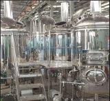 Los tanques de la sacarificación de la fabricación de la cerveza del acero inoxidable de equipo de la cerveza
