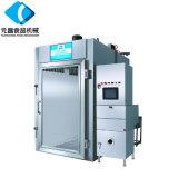 Chambre électrique Zxl-250 de fumée de saucisse de chauffage
