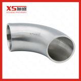 Curvature sanitarie dell'acciaio inossidabile Ss304 di SMS