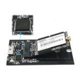 Alta capacidad grande del soporte 2tb del recinto de la disipación de calor USB2.0 HDD