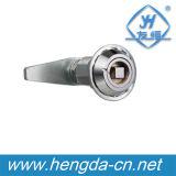Yh9796 De alta calidad de aleación de zinc Die-Cast de vivienda y Cilindro de montaje de hardware Apartamento Post Cabinet Cam Lock
