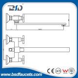 Latón Europeandual selector cuadrado del baño del grifo del mezclador