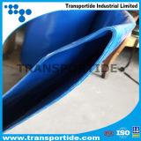"""Usine 6"""" Layflat en PVC flexible de décharge pour le commerce de gros"""