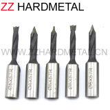 De wolfram Gecementeerde Hulpmiddelen van de Houtbewerking van het Carbide met Uitstekende kwaliteit (boren)