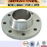 ASTM A182 304 / 316L de acero inoxidable soldadura RF cuello Bridas