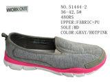 Numéro 51444 Shoes Sport Shoes Slip de Madame sur des chaussures