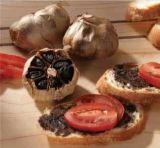 発酵からの老化させたおよび有機的統一体の黒いニンニク
