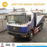 Shacman D'long 6X4 336HP 35t 20m3 광업 덤프 트럭