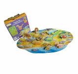 Drôle de Zoo puzzle de la carte papier 3D