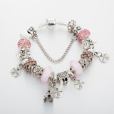 Il braccialetto di amore per la donna DIY incanta il braccialetto del branello