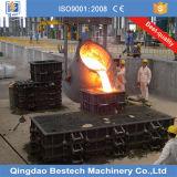 Уполовники стальной отливки ввоза Китая Suppler, горячий уполовник металла сбывания