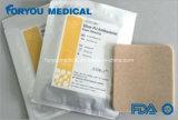 Silver antibatterico Foam Dressing con CE e FDA