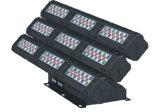 Lámpara linear de la luz de inundación de la lámpara del proyecto de la iluminación de la arandela de la pared del LED
