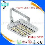 luz de inundação ao ar livre do diodo emissor de luz do lúmen 60With100With150With200W elevado