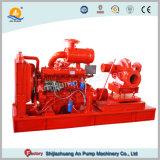 Dieselmotor-landwirtschaftliche Bewässerung-Wasser-Pumpe für Bauernhof
