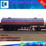 永久に3axles 42000Lのアルミ合金の石油タンカー