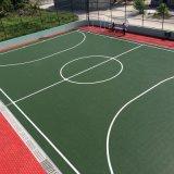 Synthetischer Belüftung-Vinylsport-Bodenbelag für Tennis-Gericht