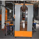 Ligne d'enduit automatique de poudre de longeron avec le gaz de tunnel