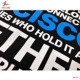 Healongの新しい卸し売り人ロゴの綿のTシャツ