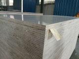 Houten Korrel/de Stevige Melamine Blockboard van de Kleur