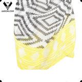 Sciarpa stampata Zigzag del Fashion Aztec Pattern della signora