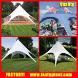 Nouveau design star Star de l'ombre tente pour pare-soleil