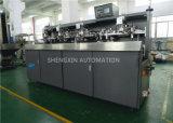 Impresora automática de la pantalla de los colores de la botella cuatro de Liqour