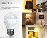 Luces de bulbo blancas del brillo 5W E27 LED del poder más elevado