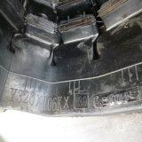 oruga de caucho de caucho natural para la excavadora 320*106*39