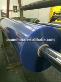 Rolo de película fino do PVC do espaço livre da boa qualidade da fonte da fábrica para a embalagem da bolha/formação do vácuo