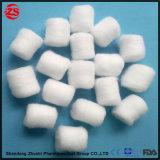 Sfera di cotone assorbente non tessuta medica bianca all'ingrosso sterile medica