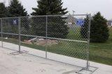 [هيغقوليتي] يغلفن كبّل سلك [بورتبل] مؤقّت بناء سياج
