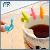 Tasse de thé outil logiciel de reconnaissance de l'escargot petit appareil infuser le thé