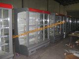 Congélateur ouvert de réfrigérateur de Multideck de refroidisseurs de produit de supermarché