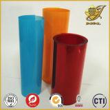 Filme de PVC fino e plástico rígido colorido para embalagem farmacêutica