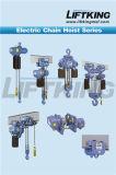 Élévateur à chaînes électrique de niveau élevé avec les crochets modifiés intenses