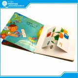 Livro de queima de cores de impressão para criança