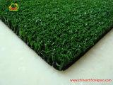 Relvado sintético de venda quente da grama para esportes do tênis