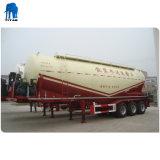 Titano 70 tonnellate del silo del cemento alla rinfusa del rimorchio 3 dell'asse di rimorchio del cemento