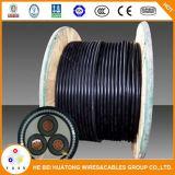 11kv mittleres XLPE Isolierungs-Energien-Kabel für Kraftübertragung