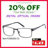 Heet verkoop het Optische Frame van het Metaal voor Mensen