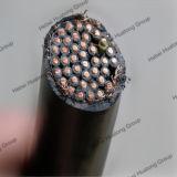 Câble de commande de Kvvp Zr 2,5 mm2 Câble de commande de la grue 450/750V