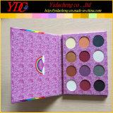 12 cortinas mi pequeña gama de colores de la sombra de ojo del polvo presionado del potro para el maquillaje de Colourpop