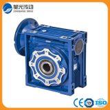 Nmrv050 aluminio fundido Gusano AC Caja de engranajes